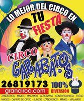 Shows Payasos y Magos Garabatos