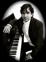 Pianista Juan Carlos Lara