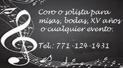 Coro Para eventos en Pachuca_0