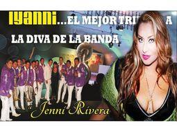 IMITADORA DE JENNI RIVERA IYANNY LA VOZ GEMELA_0