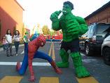 show hombre araña(spiderman) foto 1