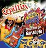 Show Payaso Cepillin en la voz de Garabato